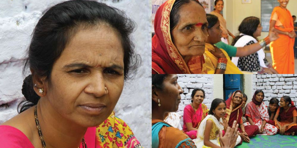 Anusaya - The grandmother activist inspiring others