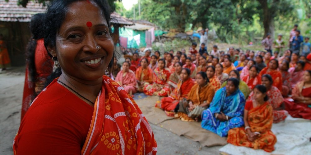 Anita Naskar - Women's leadership in West Bengal