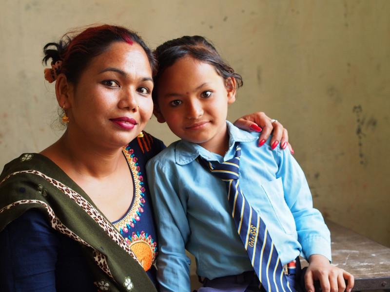 Strong Girls Nepal